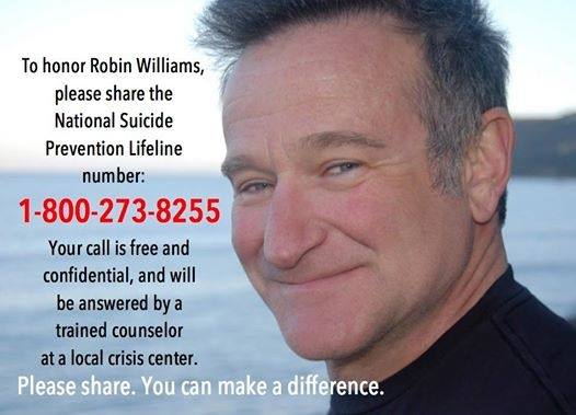 If you're struggling with some tough emotions or feeling lonely, don't hesitate to call the Lifeline at 1-800-273-TALK (8255).